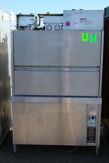 Hobart UW50 Commercial Dishwasher