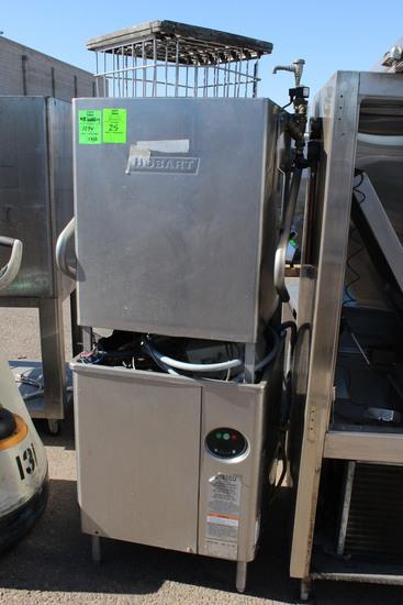 Hobart AM15T Commercial Dishwasher