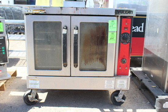 Vulcan VC4ED Electric Convection Oven