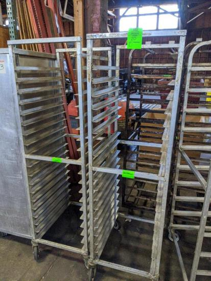 Channel rack