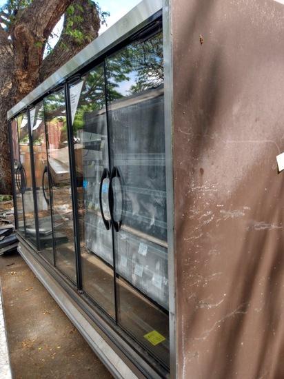 2011 Hill Phoenix 12' Multideck W/ Med Doors