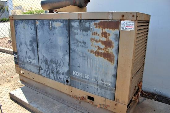 Kohler Fast Response Generator