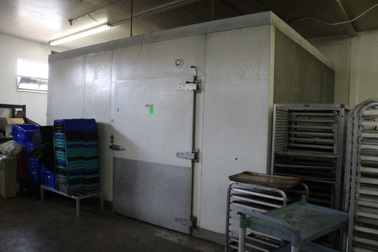 Kysor Panel Systems Walk-In Freezer Box