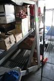 Cantilever Rack Uprights