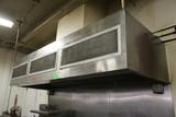 12' Kitchen Exhaust Hood
