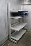Cantiliver Rack Inside Of Walk-In