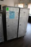 Aluminum Transport Cabinets