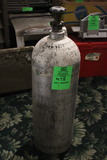 Small Carbon Dioxide Tank