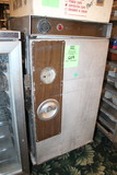 Unmarked Heated Holding Cabinet