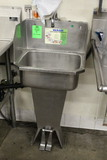 Sani-Lav Foot-Operated Hand Sink