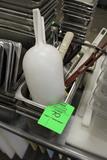 1/3 Stainless Inserts W/ Kitchen Utensils