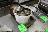 Baking Pan W/ Stainless Cups