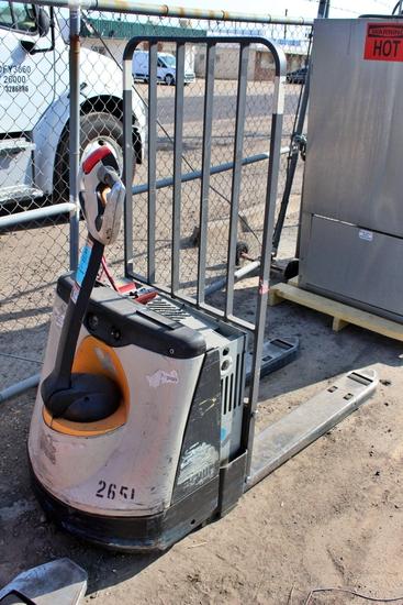 Crown Electric Pallet Jack