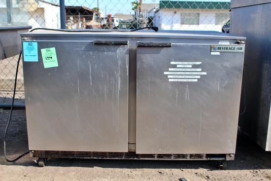 Beverage Air 4' Undercounter Refrigerator