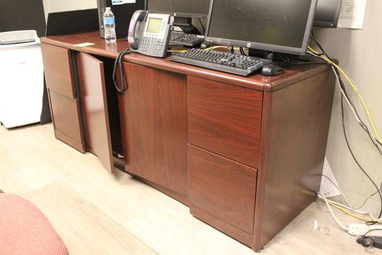 6' Wooden Desk