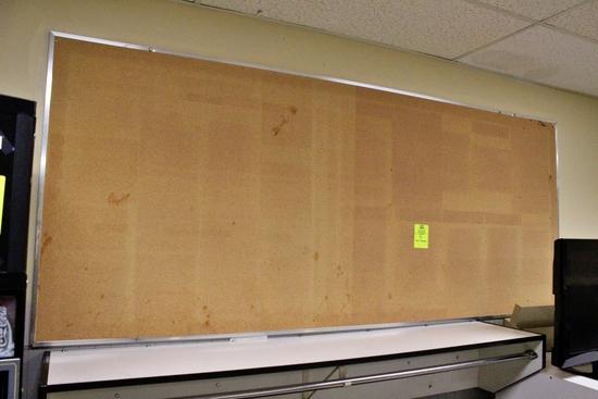 "96"" x 40"" Bulletin Board"