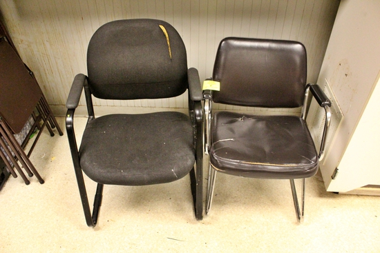 Assorted Chairs (Torn)