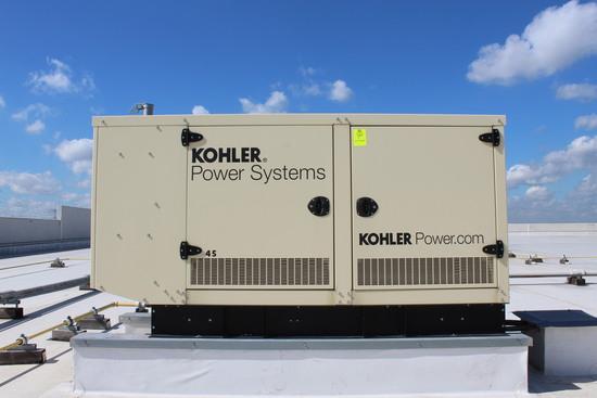 2016 Kohler Power Systems Natural Gas Generator