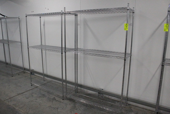 4' Metro Racks