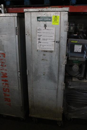 Aluminum Transport Cabinet