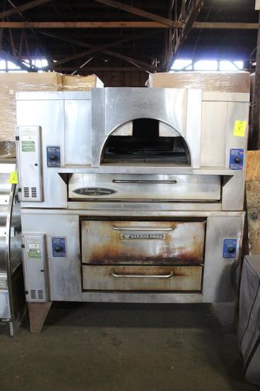Bakers Pride Il Forno Classico Multideck Pizza Oven