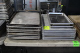 Sheet Pans W/ Stainless Pans Included