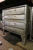 Bakers Pride Double Stack Gas Pizza Oven