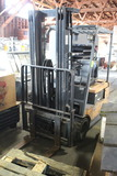 Toyota Electric Forklift W/ Lockout