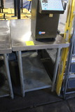 Atlanta Culinary Equipment 4' Stainless Steel Table