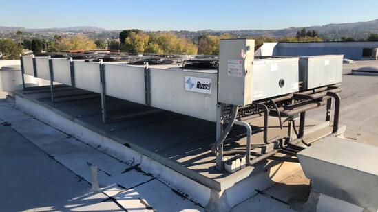 Russell 12 Fan Rooftop Condensing Unit