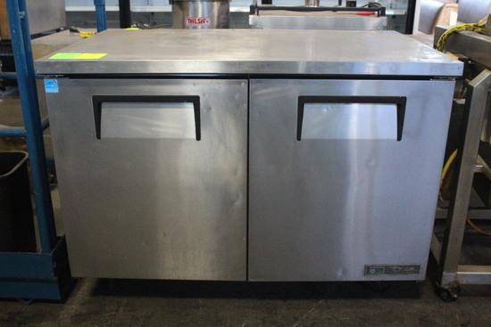 True 4' Undercounter Refrigerator