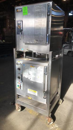 2009/2012 Accutemp Double Stack Steamer