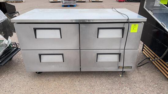 True refrigerated drawers