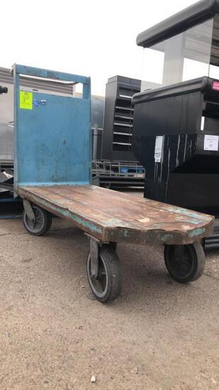 4' Flat Cart