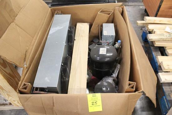 Copeland Scroll Compressor W/ 2 Fan Condenser