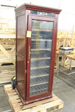 Self-Contained Wine Cabinet
