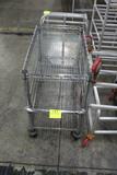 Three Tier Wire Cart