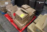 Pallet Of ChemStar Block Whitener And Halo Fixtures