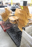 Pallets Of Chairs