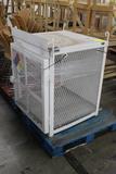 Propane Storage Cage