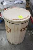 Wisconsin Cheese Barrel