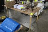 Mid Century Modern Wooden Table