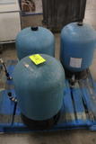 14.5 Gallon Water Treatment Tanks
