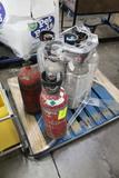 Pallet Of 20lb CO2 Tanks