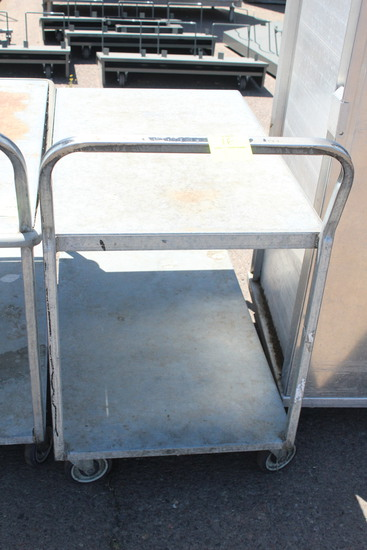 Two Tier Produce Cart