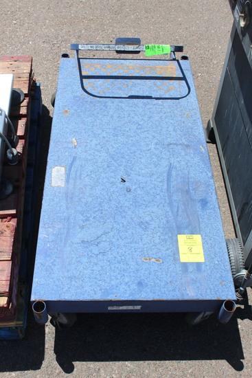 SPG 4' Flat Cart