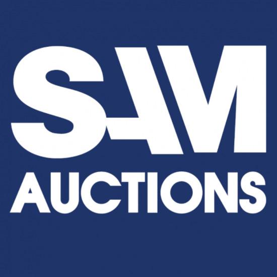 SAM Auctions Phoenix Monthly Yard Auction 6/17/21