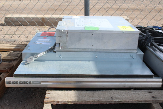 Dacor CABP3 Cabinet Blower W/ RV30 TouchPad
