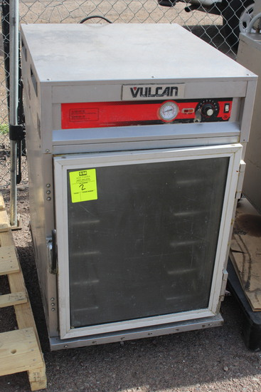 Vulcan Heated Holding Cabinet