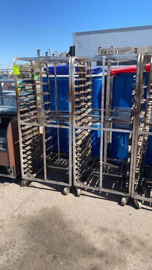 Single wide oven racks